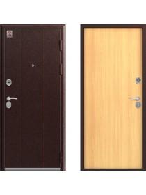 Дверь входная C-101 щит МДФ 10 мм гладкий