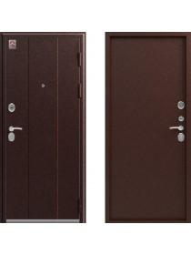 Дверь входная C-103 металл/металл