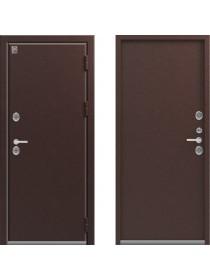 Дверь входная уличная T - 1 металл / металл