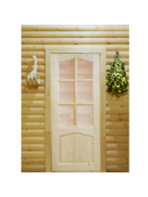 Дверь межкомнатная Филенка под остекление