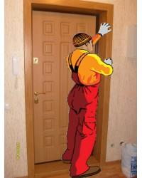 Монтажный к-т облагораживания проема входной двери