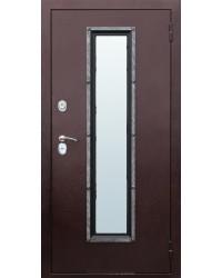 Дверь входная Север стеклопакет