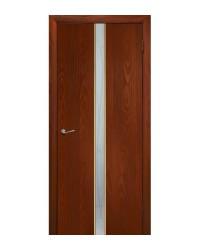 Дверь межкомнатная Айвенго зеркало с рисунком