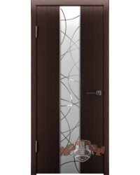 Дверь межкомнатная 16 ДО зеркало 1